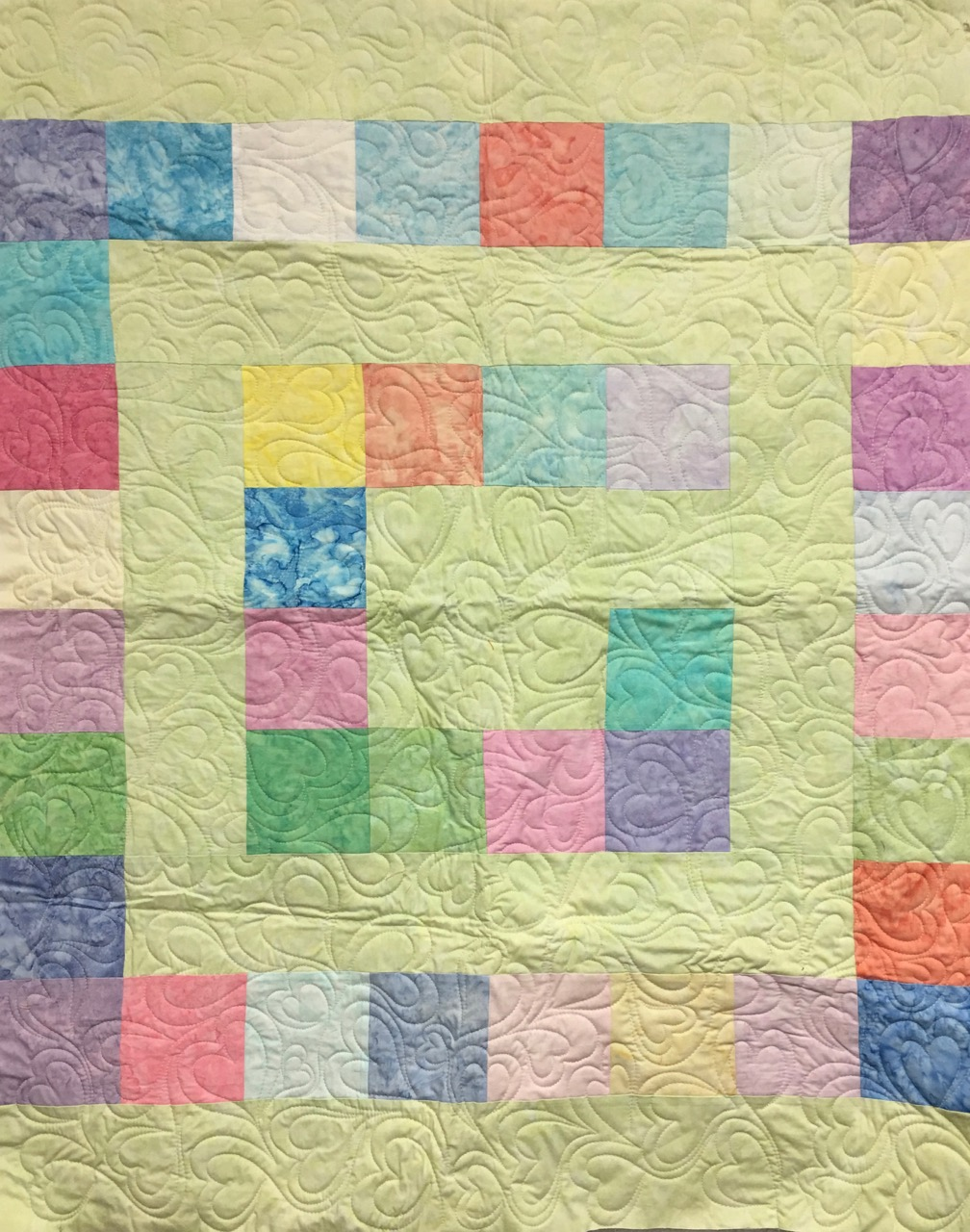 0425 la france pastel batik
