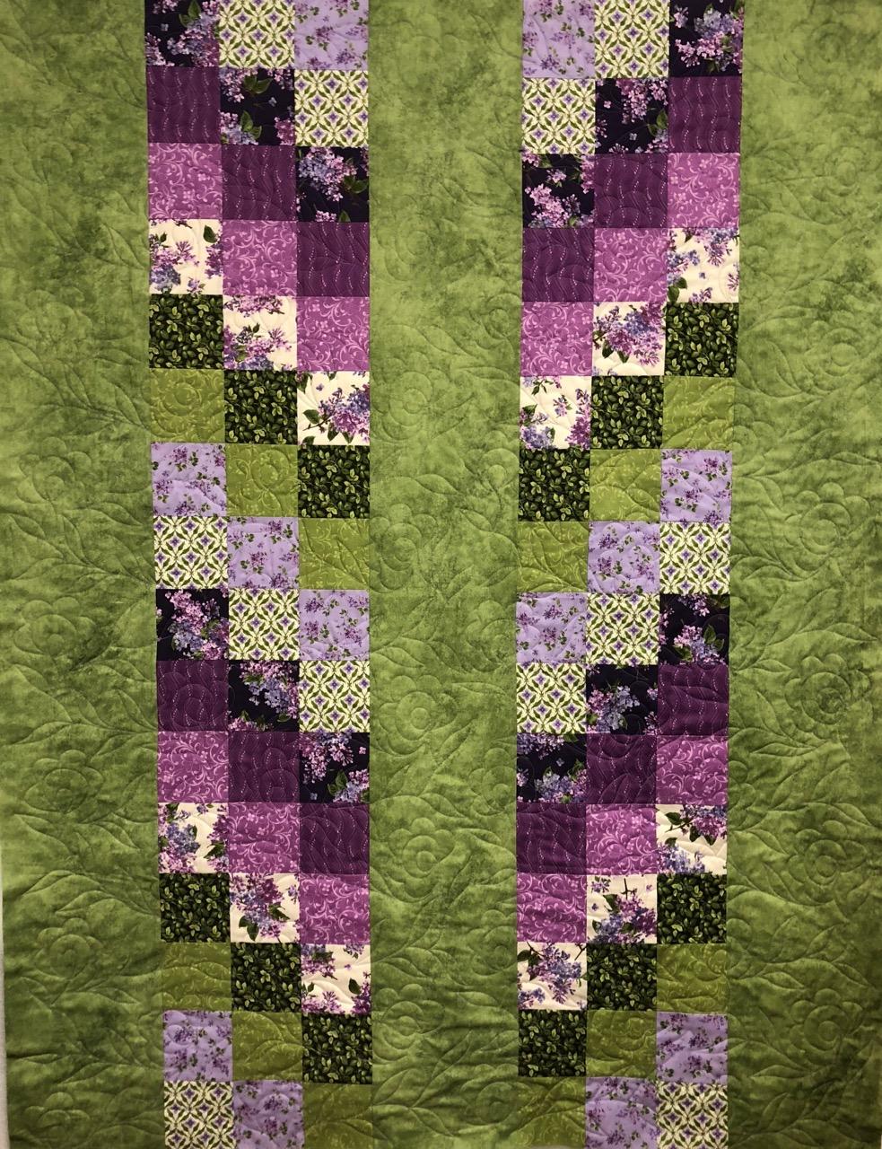 0911 bees knees lavendar